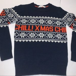 H&M Boys Christmas Sweater size 8-10 years